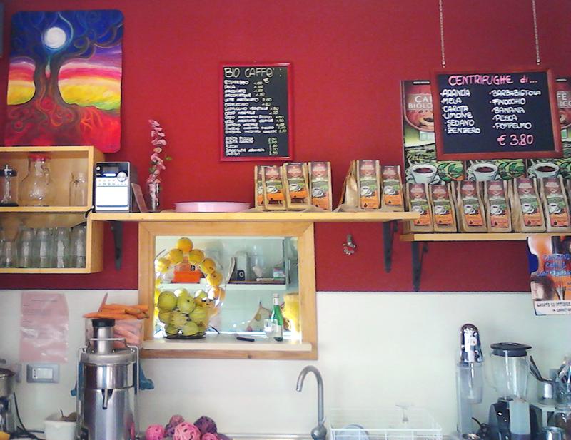 Esposizione al Caffè La Spiga d'Oro – Treviso